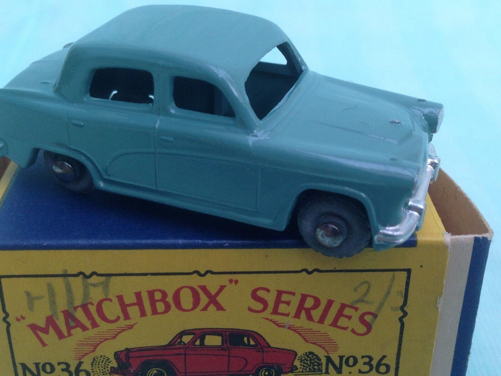 MATCHBOX SERIES Nº 36 A MOKO LESNEY Nº 36 Austin A50