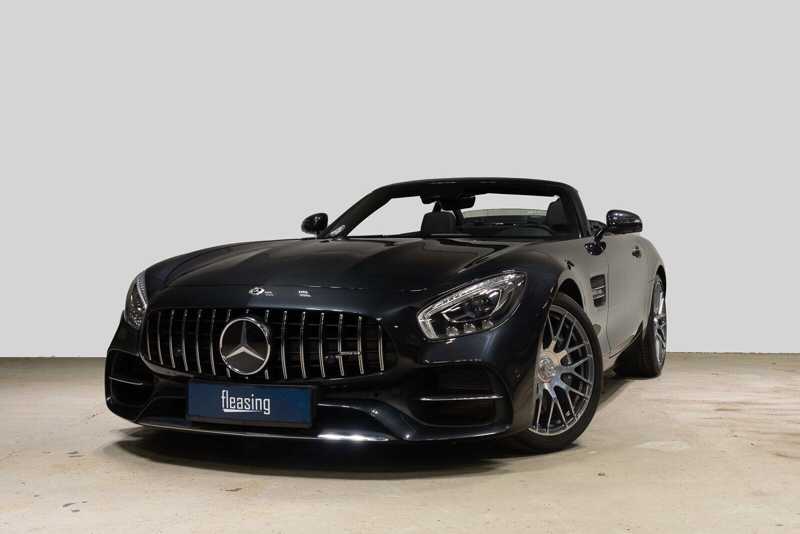 Mercedes AMG GT 4,0 Roadster aut. 2d - 5.800 kr.