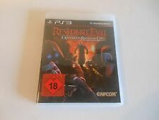 PS3 - Resident Evil Operation Raccoon City ** Playstation 3 USK 18