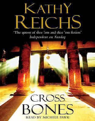 Cross Bones by Kathy Reichs (tape book