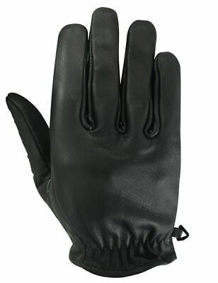 Motorcycle Chopper Gloves, Leather Mens Summer Motorcycle ...