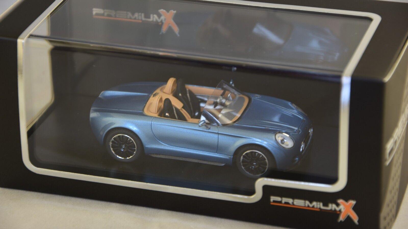 IXO Premium X PR.0480 - Mini Superleggera Vision Concept 2014 1/43 | Divers Les Types Et Les Styles  | Merveilleux  | D'adopter La Technologie De Pointe  | L'apparence élégante
