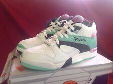 Reebok Court Victory Pump Tennis Shoes Chang Size 8 VIOLET MINT WHITE NIB!