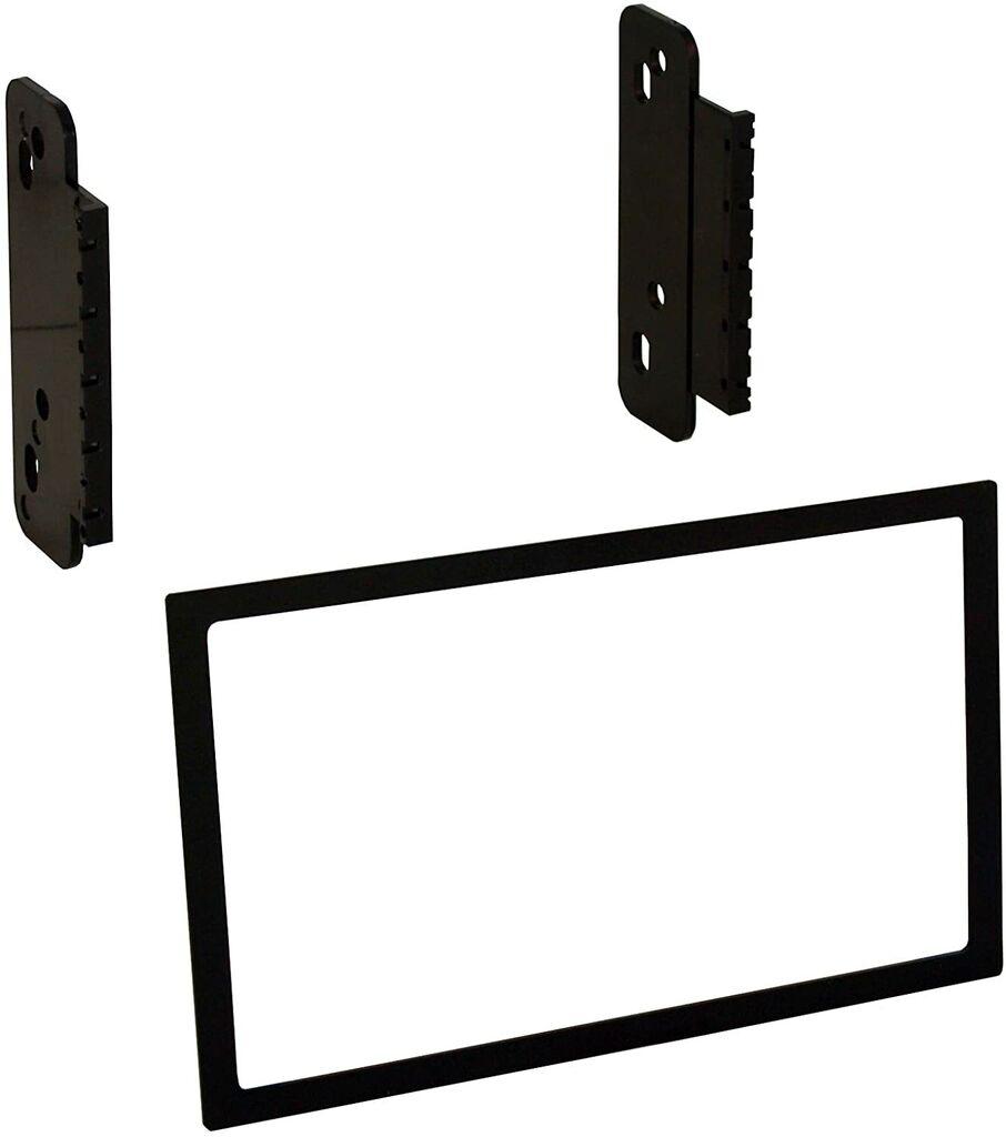 Ai Double DIN Black Car Stereo Installation Dash Kit for 1995-2004 Nissan   Ebay
