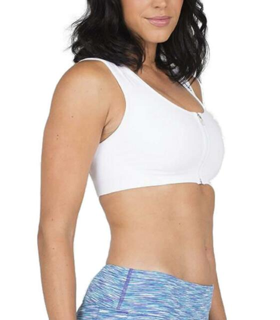 02ff517bd1657 ALIGNMED Alignsport Sports Bra Seamless X-large White for sale ...