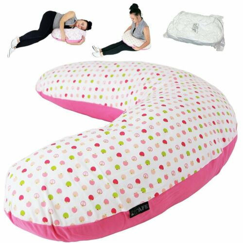 Maternity Pregnancy Breast Feeding Pillow Pillow Case Apple Land ...