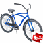 miniature 10 - Huffy 26 Cranbrook Mens Cruiser Bike with Perfect Fit Frame Coaster Brakes