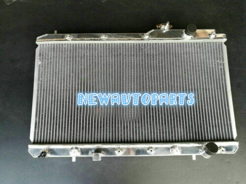 Aluminum Radiator Fans For Honda CRV CR-V 2.0 L4 4CYL 2.0 L4 1997-2001 00 99 AT
