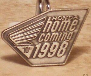 "HONDA GOLDWING MOTORCYCLE VEST PIN ~1/"" x 3//4/"" LAPEL HAT BADGE JACKET TIE CRUISER"
