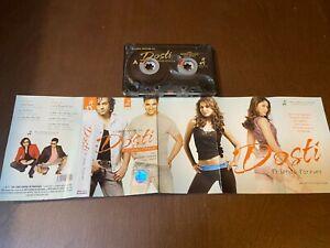 Dosti (Friends Forever)~Bollywood Cassette~Soundtrack~Hindustani Pop Film~Shrava