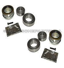 Front Wheel Bearing Kit for Mercedes R171 R172 W203 W204 W212 W209 LH + RH SET 2