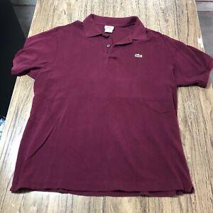 Lacoste-SS-Men-s-Polo-Shirt-Size-FR-7-US-XL-14322