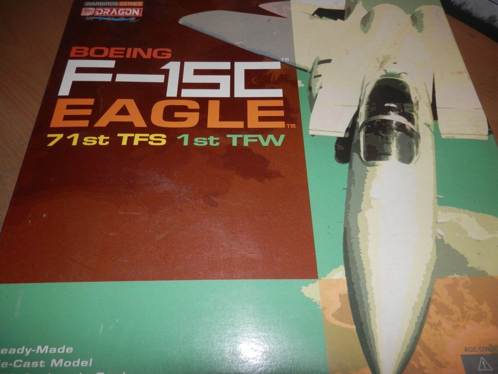 Dragon Wings 1 72 BOEING F-15C Eagle 71ST TFS ist TFW USAF
