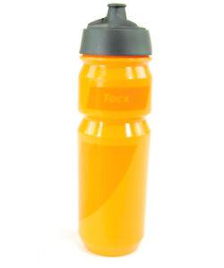 Tacx-Shanti-Velo-Bouteille-d-039-eau-750-ml-Orange-integree-Avec-Membrane