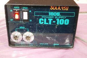 HIOS-CLT-100-TORQUE-TOOL-POWER-SUPPLY
