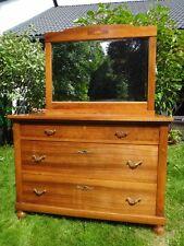 Komode, Spiegel Kommode, edles Holz, Antiquität ,schweizer Qualität