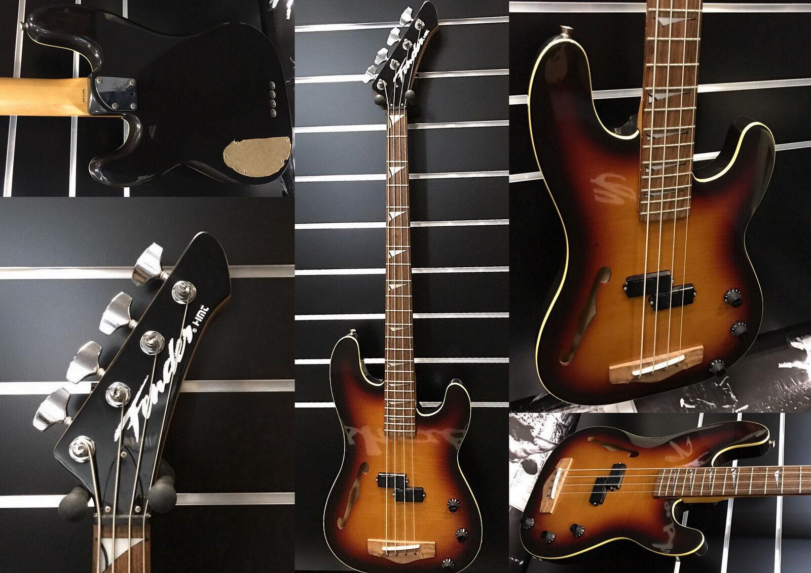Fender HMT Bass RW 3 Tone Sunburst - Jahr 1990 Vintage RARE | Sofort Lieferbar