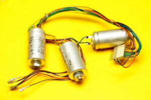 Revox B77 MKII 2 Track 3 CAP Capacitor Condensadores MOTOR - Full Working COND