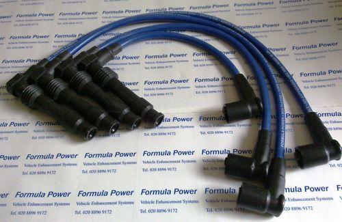 Corsa /& Corsa B Vectra 16v Formula Power 10mm RACE PERFORMANCE HT Lead set