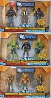 DC UNIVERSE-INFINITE HEROES-CRISIS Series-Marvel Figures MATTEL CHOOSE