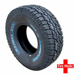 New wild country xtx all terrain tires a t p 265 65 18 265 65 18