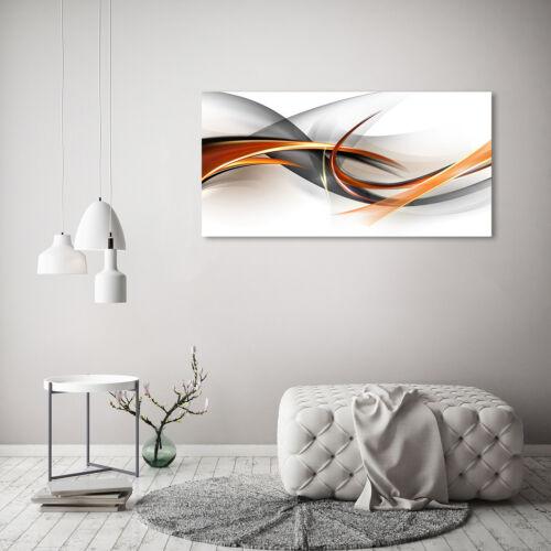 Glas-Bild Wandbilder Druck auf Glas 120x60 Deko Kunst Abstrakt