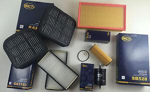 Filtro-set-7-x-filtro-sct-Germany-w210-200-230-280-con-clima-automatico