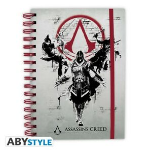 Assassins-Creed-Notizbuch-Legacy-ABYstyle