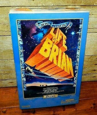 SIDESHOW MONTY PYTHON LIFE OF BRIAN GRAHAM CHAPMAN NEW SEALED MOVIE FIGURE 12""