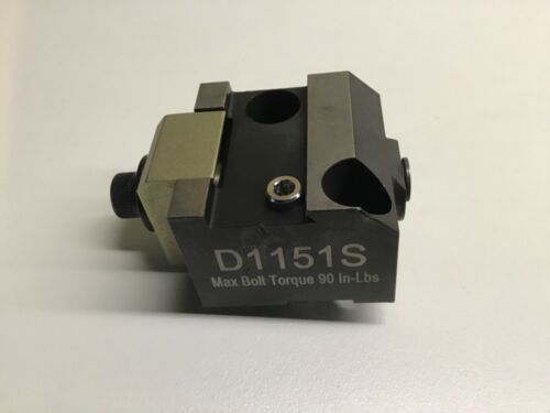 5th Axis D1151S Medium Dovetail Fixture RockLock compatability 52mm