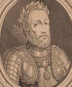 Portrait-XVIIe-Henri-II-Roi-de-France-grave-par-Nicolas-de-Larmessin
