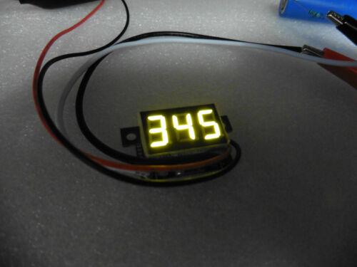 0-999 mA Ampèremètre DEL Digital DC Current Meter 1 A AMPER Affichage Outil de mesure
