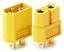 10-Stueck-5-Paar-XT60-Nylon-ESC-Lipo-Akku-Stecker-Buchse-Schrumpfschlauch-60A Indexbild 7