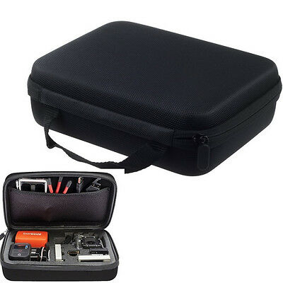 Middle Shockproof Travel Carry Storage Bag Case for GoPro HERO 3 3+ 2 1 Camera
