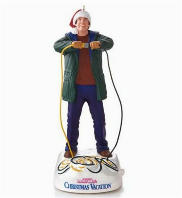 Hallmark 2013 Clark's Christmas Miracle National Lampoons Vacation  Ornament