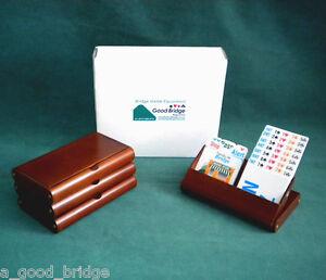 Details about Bidding Boxes Design by GOOD BRIDGE - Unique & Exclusive  worldwide