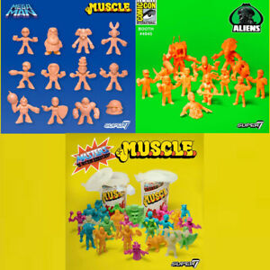 M.U.S.C.L.E. Muscle Exogini Americani - Alien Masters of the Universe Mega Man