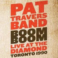 Travers,Pat - Boom Boom - Live At The Diamond, Toronto 1990 - CD NEU