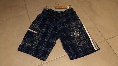 Immersion Research Gertlyer Short 30 Navy Blue Quell Summer Thirst Clothing Canoeing & Kayaking