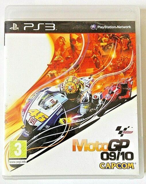 Moto GP 09/10 - PS3 PlayStation 3