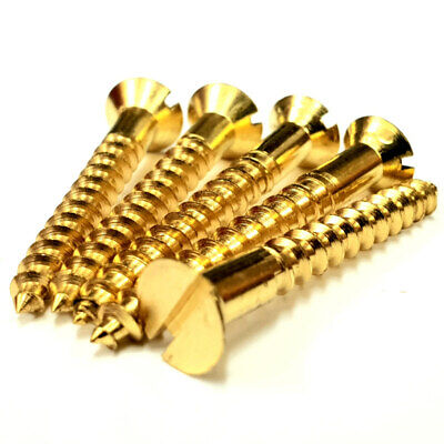 COUNTERSUNK No.6 No.8 No.10 No.12 SOLID BRASS TURNED PATTERN SCREW CUP WASHERS