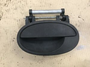 Image is loading Vauxhall-Corsa-C-Passenger-Side-NS-Outer-Door- & Vauxhall Corsa C Passenger Side NS Outer Door Handle Plastic 3 Door ...