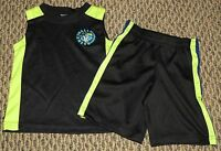 Boy's Basketball Player Outfit Size 24m Fisher Price