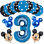 Disney-Mickey-Minnie-Mouse-Birthday-Foil-Latex-Balloons-1st-Birthday-Baby-Shower thumbnail 14