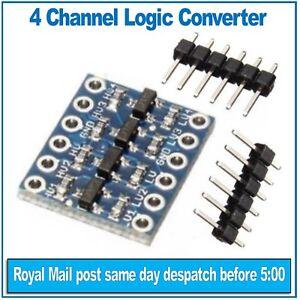 4-Channel-Bi-Directional-Logic-Level-Converter-3-3V-5V-Ardunio-ESP8266-etc