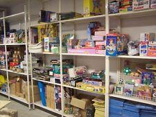 Konglomerat Spielwaren /Lagerauflösung  mehr als 45 m Regal z.T. Holzspielzeug