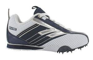 Hi-Tec-Track-Running-Spikes-MEN-039-S-UK-11-US-12-EUR-45