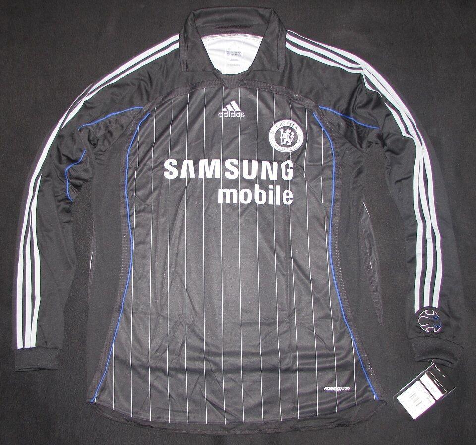 Auténtico Chelsea London Jugador Cl Trikot Jersey Adidas Formotion Tema