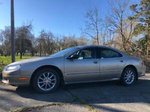2004 Chrysler Concord Limited, 4 Door Sedan