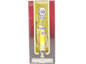 Yat Ming 98600 Pompe à Essence Chevrolet Gasoline Gaz Pump 1:18 Nouveau Neuf Dans Sa Boîte 1607-23-83-afficher Le Titre D'origine Saveur Aromatique